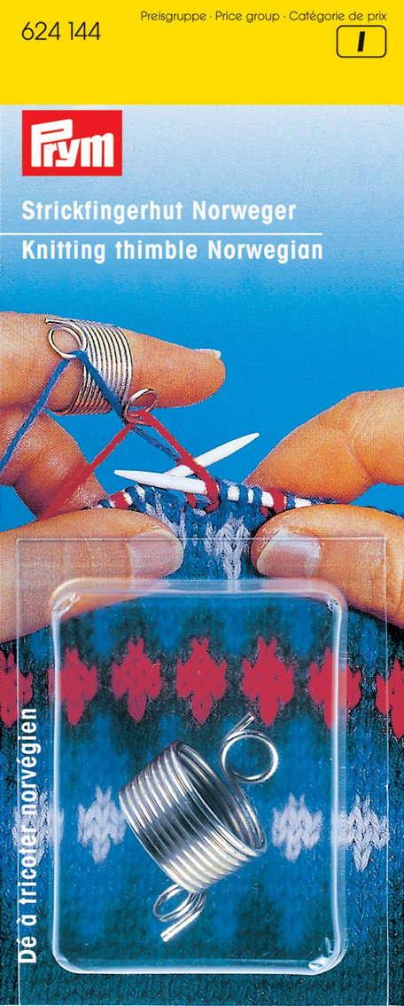 Наперсток для вязания жаккарда 15