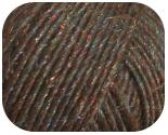 Пряжа BELINA, фактура  - шерсть, альпака, мохер, темно- коричневый