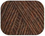Пряжа BRIGITA, фактура - альпака, шерсть, коричневый
