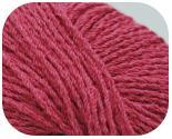 Пряжа FABIANA, фактура -  вискоза, розовый