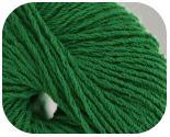 Пряжа FABIANA, фактура -  вискоза, зеленый