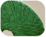 Пряжа VIOLA, фактура - вискоза, зеленый