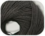 Пряжа LAURA, фактура - вискоза, темно-серый
