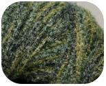 Пряжа OLIVIA, фактура - пряжа травка, фантази, зеленый