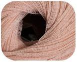 Пряжа PATRIZIA, фактура - хлопок, ленточная , розовый