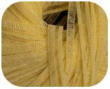 Пряжа PATRIZIA, фактура - хлопок, ленточная , желтый